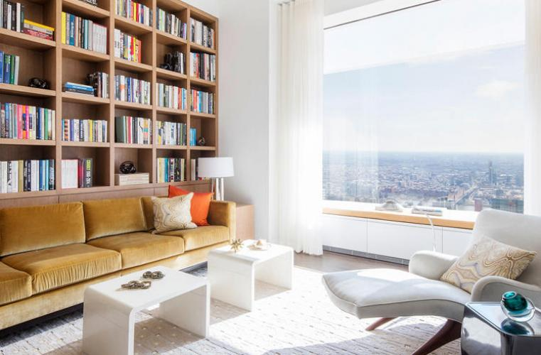 How To Design A Chic High Rise Condo